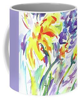 Alaskan Wildflowers Coffee Mug