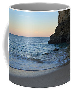 Albandeira Beach Welcoming Twilight 2 Coffee Mug