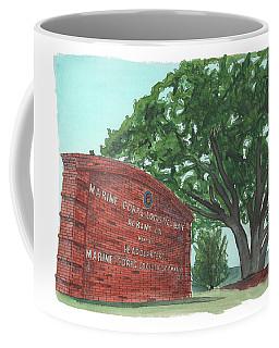 Albany Logistics Base Welcme Coffee Mug