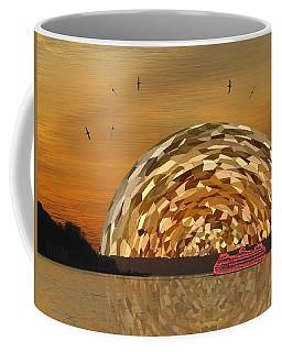 Albatross Setting Coffee Mug