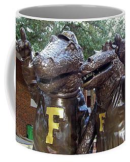 Albert And Alberta Coffee Mug