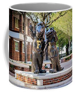 Albert And Alberta Gator Coffee Mug