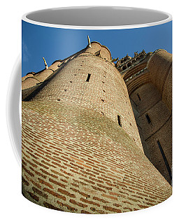 Albi Cathedral Low Angle Coffee Mug by RicardMN Photography