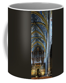 Albi Cathedral Nave Coffee Mug