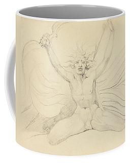 Albion Compelling The Four Zoas To Their Proper Tasks Coffee Mug