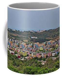 Albufeira Marina View Coffee Mug