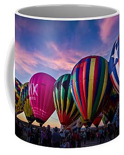 Albuquerque Hot Air Balloon Fiesta Coffee Mug