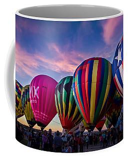 Albuquerque Hot Air Balloon Fiesta Coffee Mug
