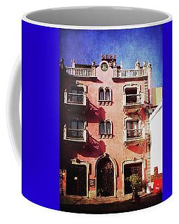 Alcala Art Nouveau Pink Coffee Mug