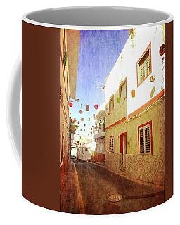 Alcala Fiesta Street Coffee Mug