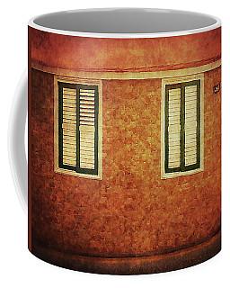 Alcala, Orange House Coffee Mug