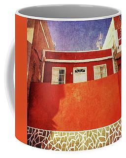 Alcala Red House No2 Coffee Mug