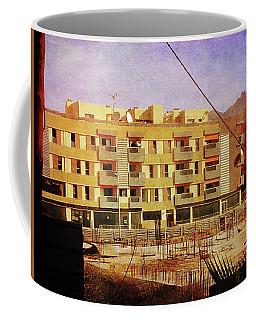 Alcala Yellow Apartments Coffee Mug