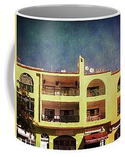 Alcala Yellow Balconies Coffee Mug