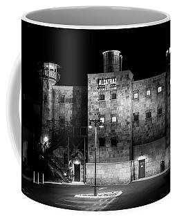 Alcatraz East Crime Museum In Black And White Coffee Mug
