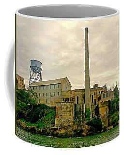 Alcatraz From The West Coffee Mug
