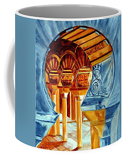 Alcazaba Coffee Mug by Manuel Sanchez