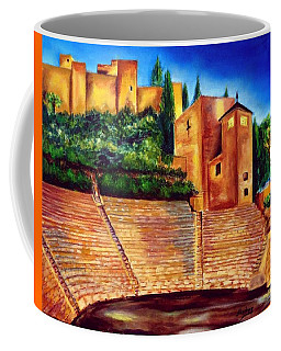 Alcazaba Y Teatro Romano Coffee Mug
