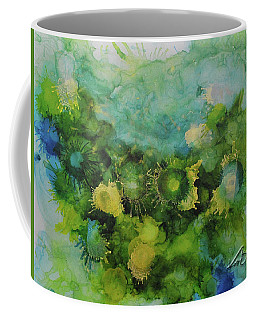 Alcohol Ink 1 Coffee Mug