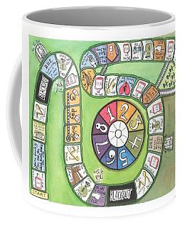 Alcoholism The Game Coffee Mug