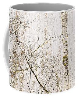 Alders In The Fog Coffee Mug
