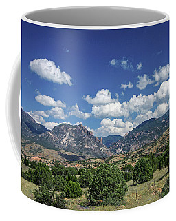 Aldo Leopold Wilderness, New Mexico Coffee Mug