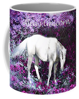 Alea's Unicorn  Coffee Mug