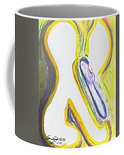 Aleph - Birth Coffee Mug