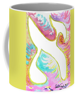 Aleph On Fire Coffee Mug