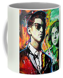 Alex Turner Coffee Mug by Richard Day