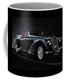 Alfa Romeo 8c 2900 Mercedes Benz Coffee Mug