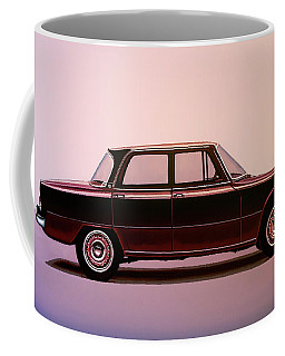 Alfa Romeo Giulia Super 1967 Painting Coffee Mug