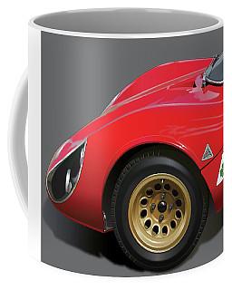 Alfa Romeo Stradale Detail Coffee Mug