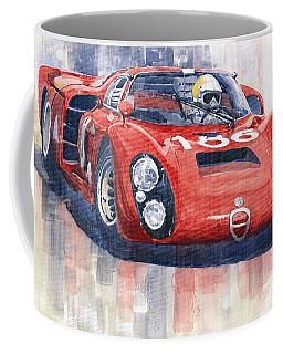 Alfa Romeo Tipo 33 2 Targa Floria 1968 Coffee Mug