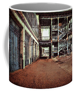 Algiers Ferry Dock Coffee Mug