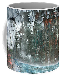 Algonquin Forest River Coffee Mug