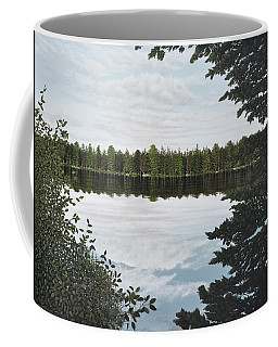 Algonquin Park Coffee Mug by Kenneth M  Kirsch