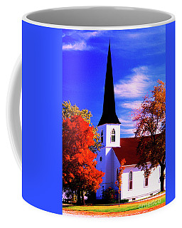 Algonquin Rd Church St Johns United  Coffee Mug