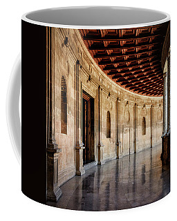Alhambra Reflections Coffee Mug