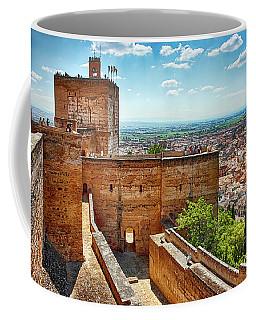 Alhambra Tower Coffee Mug