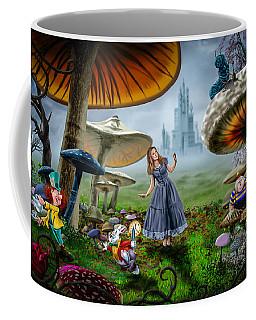 Ali In Wonderland Coffee Mug