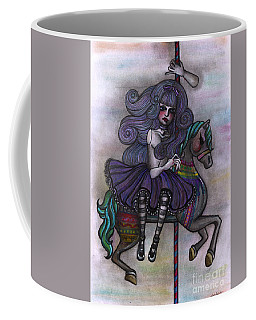 Alice And Merry-go-round Coffee Mug