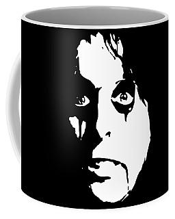 Alice Cooper Pop Art Coffee Mug