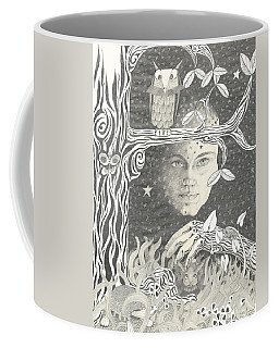 Alice Syndrome Coffee Mug by Melinda Dare Benfield