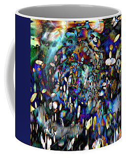 Alice's Playground At Sunset Coffee Mug by Richard Thomas