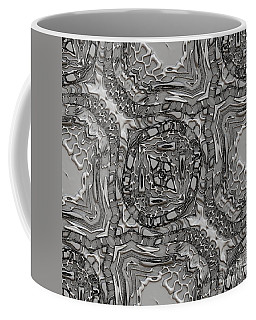 Alien Building Materials Coffee Mug by Craig Walters