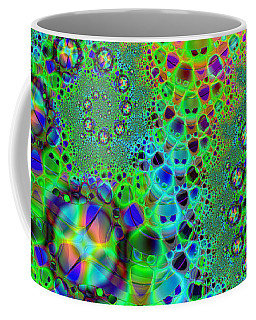 Alien Encounter Coffee Mug