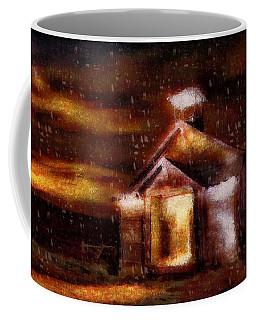Alien Home Coffee Mug