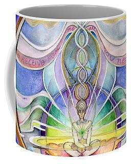 Alignment Mandala Coffee Mug