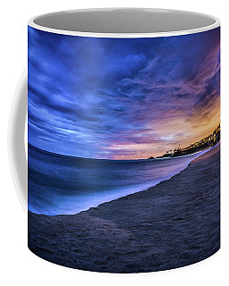 Aliso Beach Lights Coffee Mug